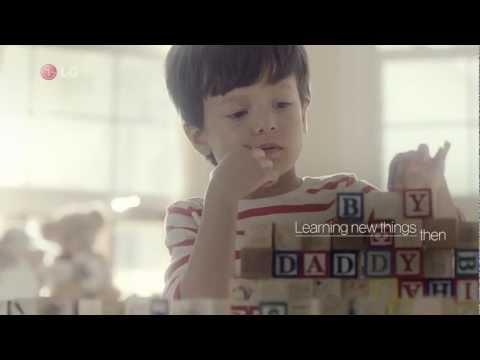 Reklama smartfonów LG serii L II
