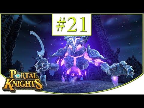 Portal Knights ► Прохождение ➽ Сет \
