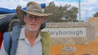 Maryborough Australia  City new picture : John aka Highwayman in Maryborough Vic