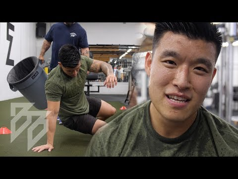 HARDEST WORKOUT OF MY LIFE - NO WEIGHTS