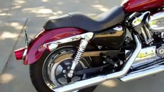 8. 2005  Harley Sportster 1200 Custom