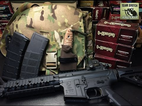 rifle - Sensible Prepper Presents: The Rifle Go Bag for EDC. This is a presentation at Southern Tactical Enterprises in Barnesville, Ga where we looked at a Rifle Go bag with the essentials for a