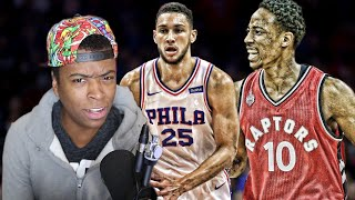 The Toronto Raptors should be FURIOUS! Teams SCARED of Sixers!
