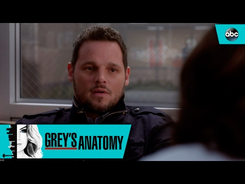 Bailey Gives Alex His Job Back - Grey's Anatomy 13x12