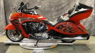 7. 2013 Victory ANSS Vision Ness FOR SALE