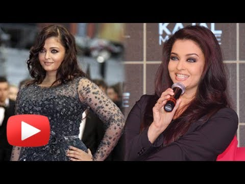 Aishwarya Rai Makes Fun Of Her Own Weight - MUST WATCH