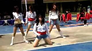 Video The Glame dancer @ FBI SMA 44 (19/12/12) MP3, 3GP, MP4, WEBM, AVI, FLV September 2018
