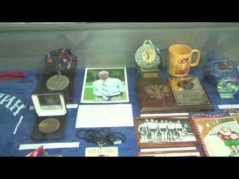 Открытие экспозиции Музея спортивной Славы города Обнинска