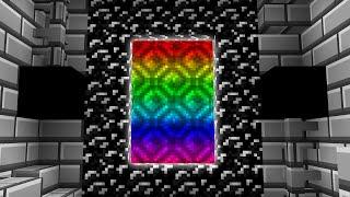 Escape The Minecraft Rainbow Dimensions by CaptainSparklez