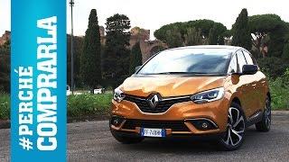 Renault Scenic, perché comprarla… e perché no
