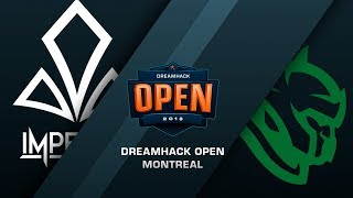 Imperial vs Heroic - DreamHack Open Montreal - map2 - de_train [MintGod]