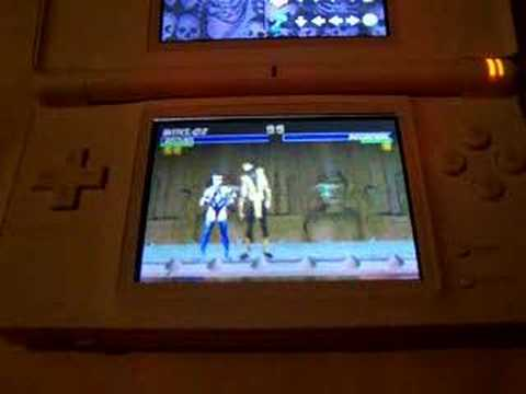 ultimate mortal kombat nintendo ds cheat codes