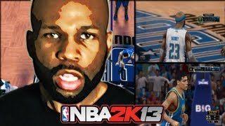 NBA 2K13 My Career W/ FACE CAM: DIMER SIGNATURE SKILL (2K13 My Player)