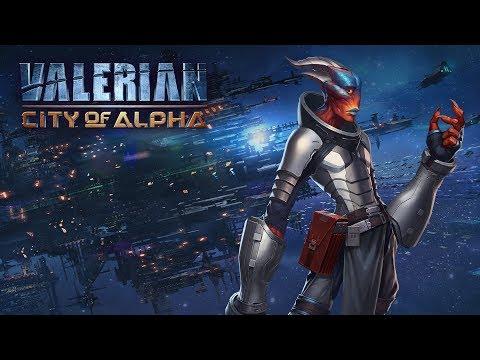 Valerian: City of Alpha - Video