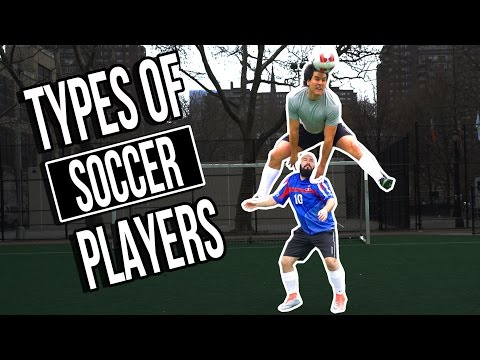 Stereotypes: Football/Soccer 2