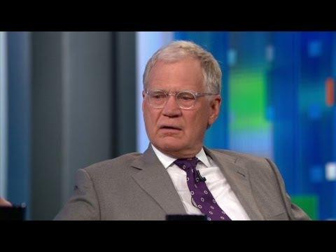 David Letterman remembers 911
