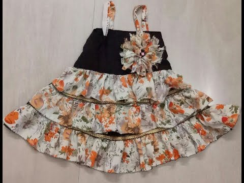 Video Frill Frock Cutting And Stitching | Baby Frock Part-2 download in MP3, 3GP, MP4, WEBM, AVI, FLV January 2017