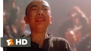 Farewell My Concubine (1/10) Movie CLIP - What Does it Take to Become a Star? (1993) HD