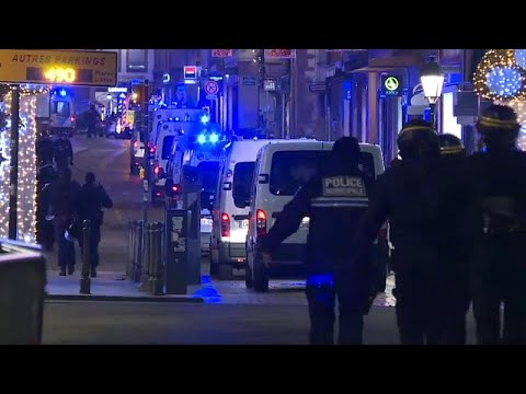 Το χρονικό της επίθεσης στο Στρασβούργο