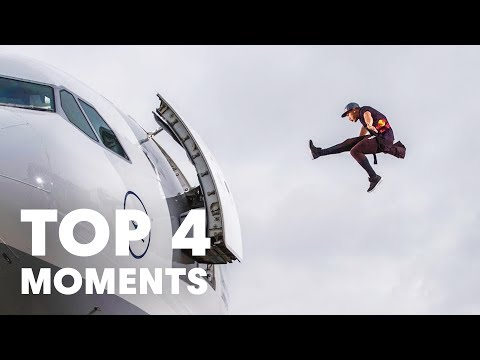 Top 4 Jason Paul Freerunning Moments: What's your fav?