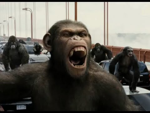 Rise of the Planet of the Apes Opens Today