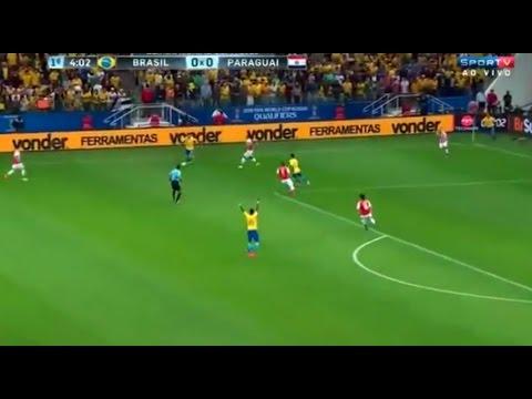 Brasil vs Paraguay 3-0 RESUMEN COMPLETO 28/03/17 Eliminatorias Rusia 2018