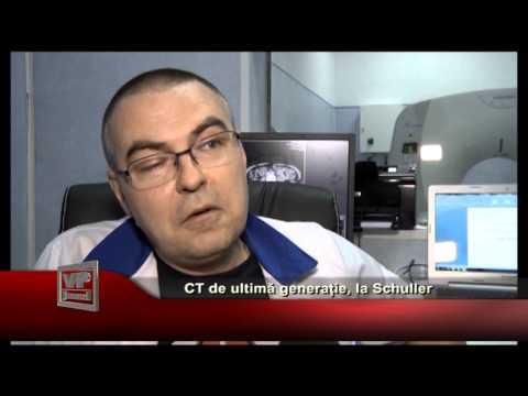 CT de ultima generatie, la Schuller