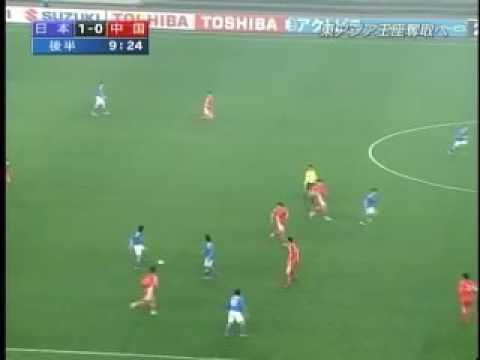 Ngeri! Permainan Sepakbola China Vs Jepang... (real Shaolin Soccer )