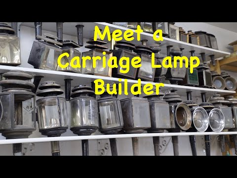 The Luminary Shoppe & Carriage Lamps | Engels Coach Shop