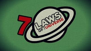 7 LAWS  of the Universe 🌏.Laws of Life .