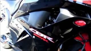 10. 2011 Honda CBR600RR walkaround