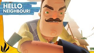 Video ON AFFRONTE LE BOSS ! (Hello Neighbor BETA 3) MP3, 3GP, MP4, WEBM, AVI, FLV Agustus 2017