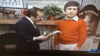 Classic Soupy Sales and the guy at the door