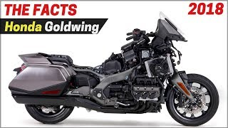 7. The 5 Facts 2018 Honda Gold Wing Specs You Have to Know!