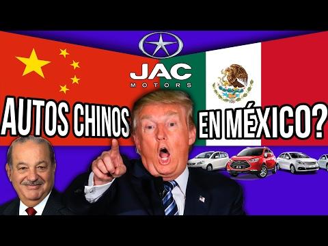 Llegan (de nuevo) los Autos Chinos a México