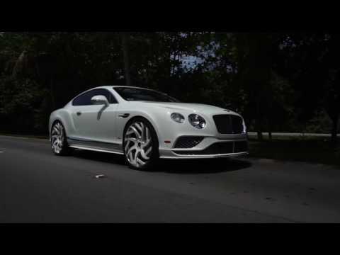 MC Customs | Bentley GT