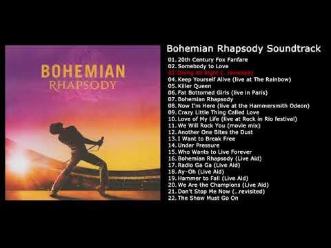 Bohemian Rhapsody OST Soundtrack