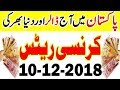Pakistan Today US Dollar And Gold Latest News | PKR to US Dollar | Gold Price in Pakistan 10-12-18