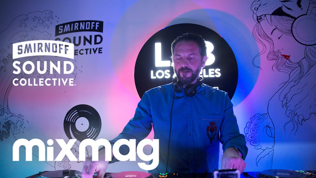 The Magician, The Aston Shuffle, Bobby Nourmand - Live @ Potion in Mixmag Lab LA 2016