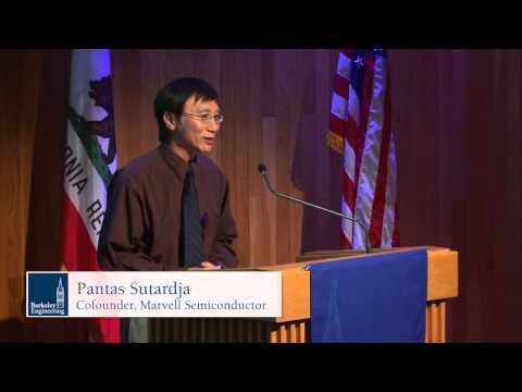 Announcing the Pantas and Ting Sutardja Center for Entrepreneurship and Technology