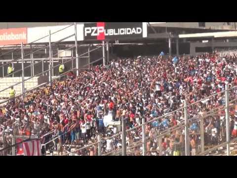 Los Cruzados en el Estadio Monumental Colo -Colo 0 VS U. Católica 3 - 18/04/2015 - Los Cruzados - Universidad Católica