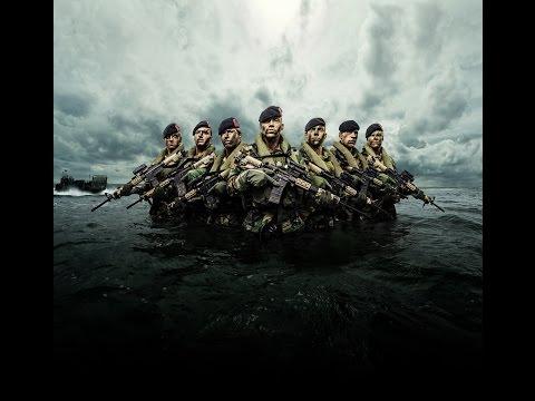 Een kijkje bij het Korps Mariniers (45 min) (видео)