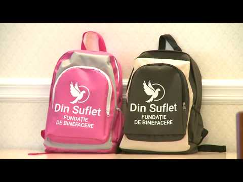 """Благотворительный фонд""""Din Suflet"""" запускает новую национальную социальную кампанию"""