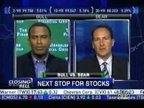Peter Schiff was right 2006-2007 – CNBC edition