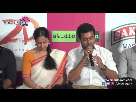 36 Vayathinile Movie Success Meet