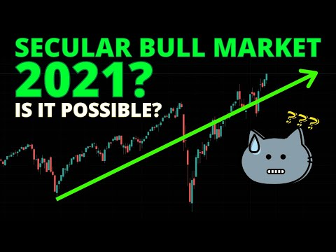 Secular BULL MARKET 2021? Is it POSSIBLE? | Stock Market Technical Analysis | S&P500