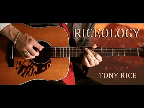 RICEOLOGY - a study of TONY RICE by Chris Brennan