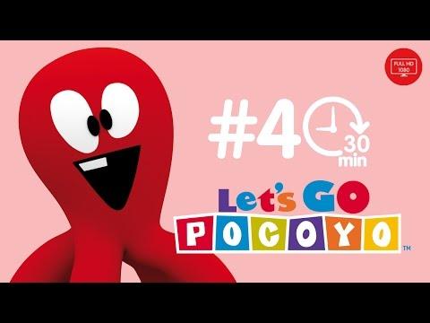Pocoyo português Brasil - Let's Go Pocoyo! 30 MINUTOS [Episódio 4] em HD
