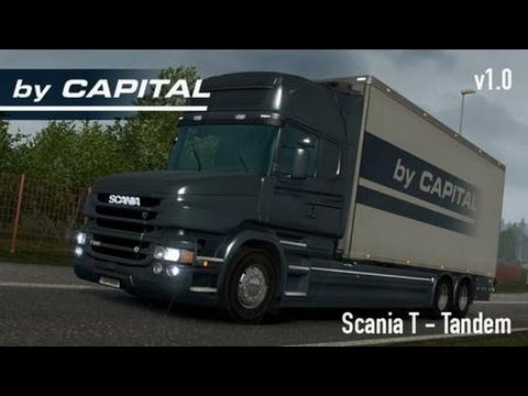 Scania T Tandem – ByCapital v1.0
