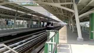 バンコク市内観光BTSプロンポン駅